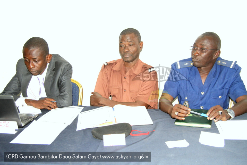 CDD PREPARATOIRE DU GAMOU DE BAMBILOR - Darou Salam Gaye fin prête pour accueillir l'édition 2018