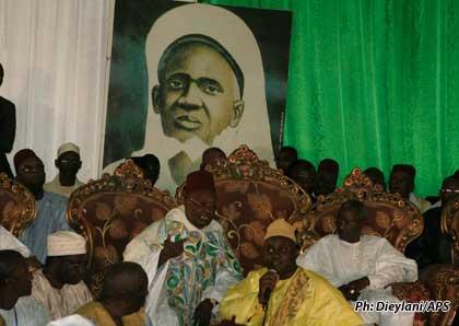 CEREMONIE OFFICIELLE GAMOU 2010 : LE KHALIFE GENERAL DES TIDIANES POUR UNE CHARTE DE L'UNITE NATIONALE