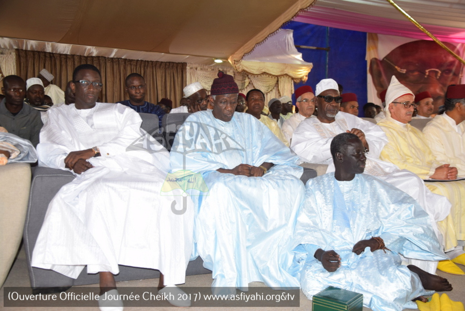 PHOTOS - Les Images de l'Ouverture Officielle des Journées Cheikh Ahmed Tidiane Cherif, Edition 2017 à la Grande Mosquée de Dakar