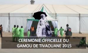 DIRECT : Suivez En Direct la Ceremonie Officielle du Gamou de Tivaouane 2015