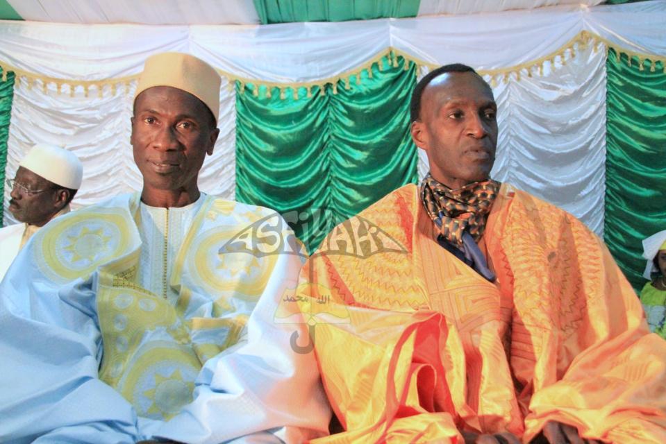 PHOTOS - Journée de Prières organisée par Adja Aida Mbaye et famille, en la mémoire de leurs parents, presidée par Serigne Babacar Kane ibn Sokhna Oumou Kalsoum Sy Babacar