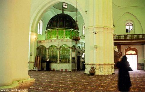Mausolée de Khâlid ibn Walid