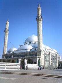Mosquée Khâlid ibn Walid en Syrie