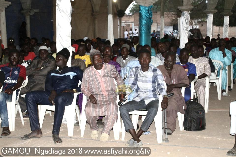 PHOTOS - Les Images de la Ceremonie Officielle et du Gamou de Ngadiaga 2018, présidé par Serigne Pape Malick Sy