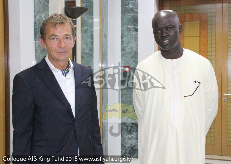 PHOTOS - Les Images du colloque international sur l'islam et la paix organisé par l'Association islamique pour servir le soufisme (Ais)