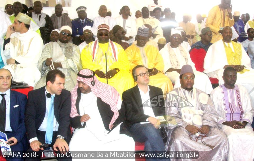 PHOTOS - BAMBILOR - Les Images de la Cérémonie officielle de la Ziarra Thierno Djibril Ousmane Bâ, édition 2018