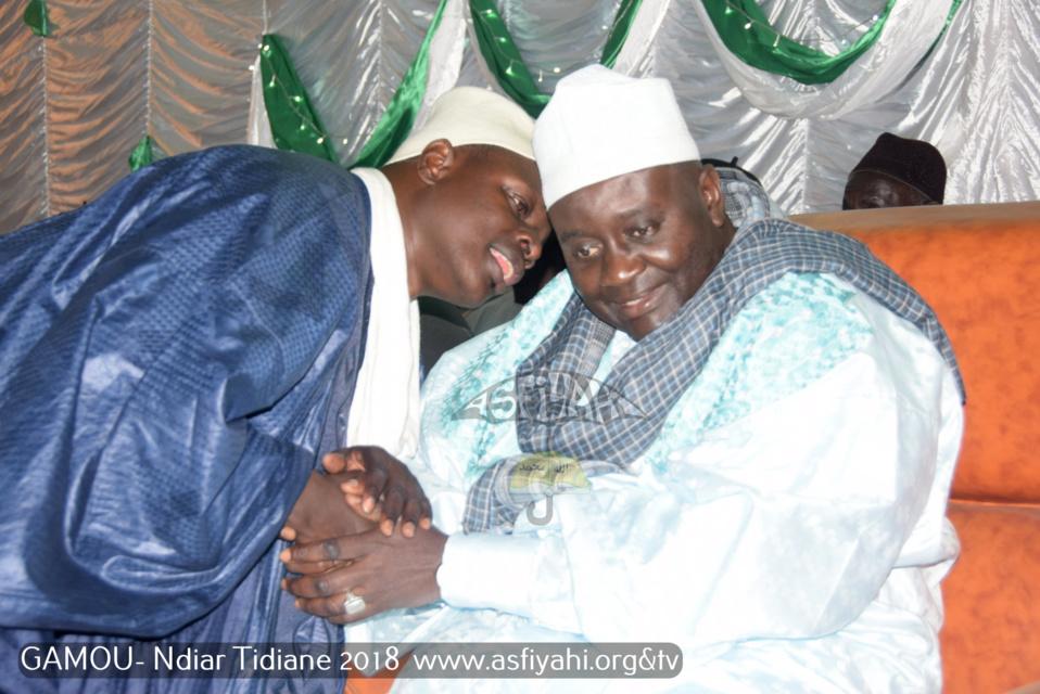 "PHOTOS - NDIAR TIDIANE - Les images du Gamou 2018 de la Dahira Moutahabina Filahi de ""Ndiar Tidiane"" presidé par Serigne Habib Sy Mansour"