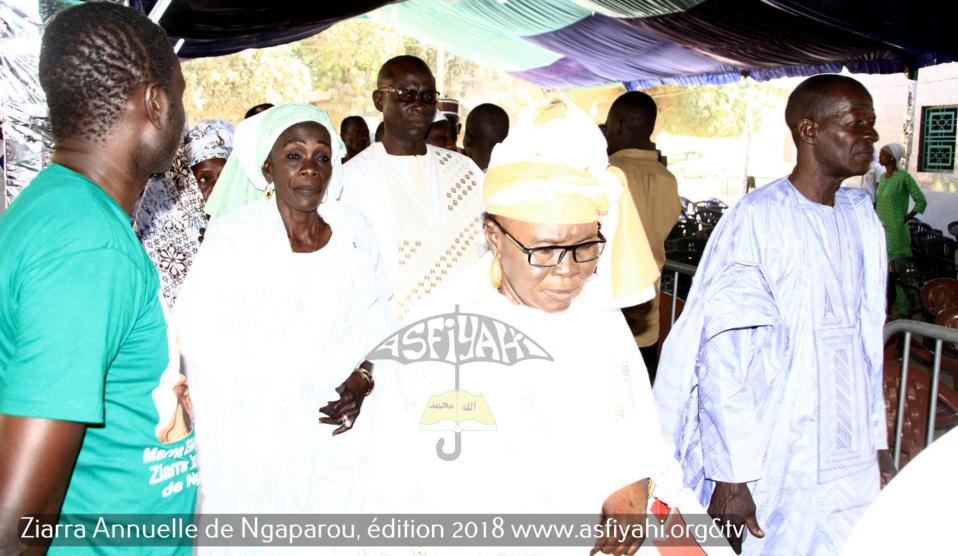 PHOTOS - Les Images de la Ziarra Annuelle de Ngaparou 2018 dédiée à El Hadj Elimane et Ibrahima Sakho
