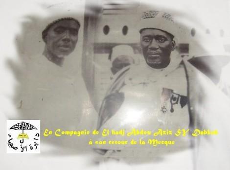 VIDEO ET PHOTOS : Serigne Mbaye Sy Abdou retrace la vie et l'oeuvre de El Hadj Mansour Sy Malick ( 29 Mars 1957 - 29 Mars 2013 )