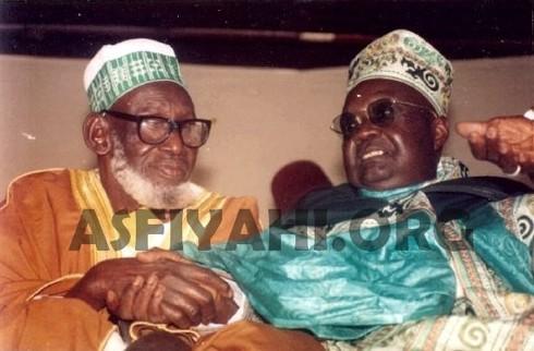 Serigne Mansour Sy Boroom Daaraji et Thierno Mountaga Tall