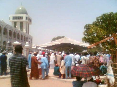 Grande Mosquée de Médina baye ce vendredi
