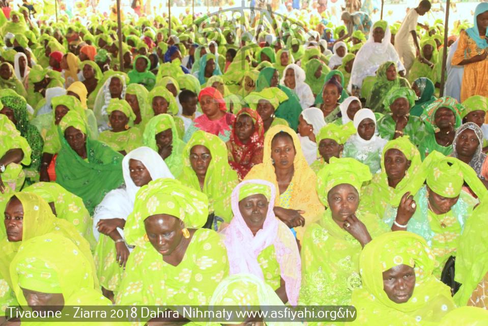 PHOTOS - Les images de la Ziarra 2018 Dahira Nihmaty de Sokhna Kala Mbaye présidée par Serigne Pape Malick Sy