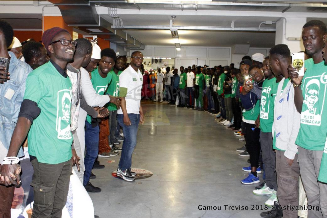 PHOTOS - ITALIE - Les Images du Gamou de Treviso 2018, en hommage à Serigne Babacar Sy (rta)