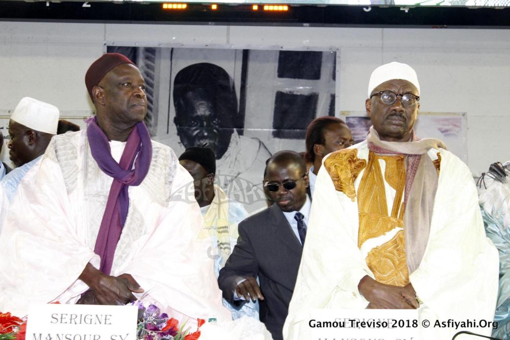 ITALIE - Le Gamou de Treviso 2018 en hommage à Serigne Babacar Sy a vécu! Le symbolique de la foi dans la résilience et dans l'engagement pour un monde meilleur