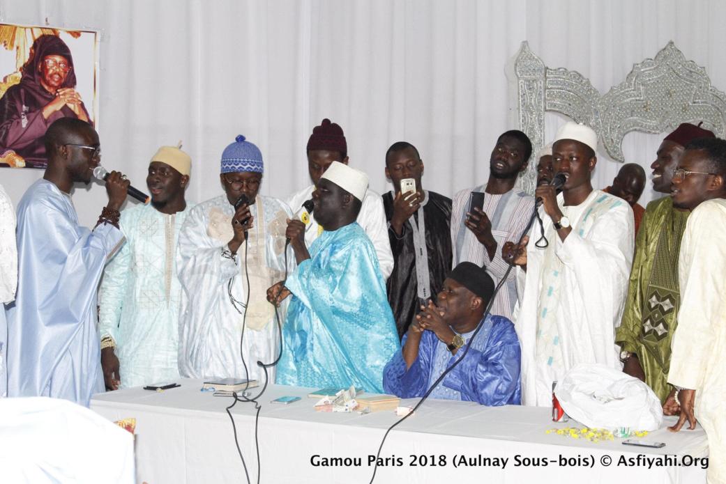 PHOTOS - PARIS - Les Images du Gamou Serigne Babacar SY 2018, organisé par le Dahira Moutahabina Filahi à Aulnay Sous-Bois, animé par Serigne Habib Sy Mansour en presence de Serigne Mansour Sy Dabakh et Serigne Mansour SY Djamil