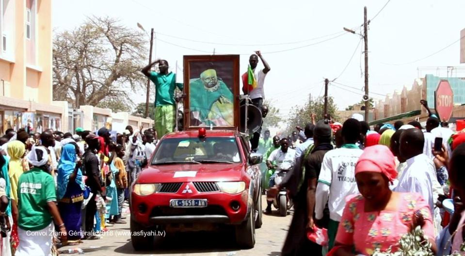 PHOTOS - ZIARRA GENERALE 2018 - Les Images du départ du Convoi Dakar-Tivaouane