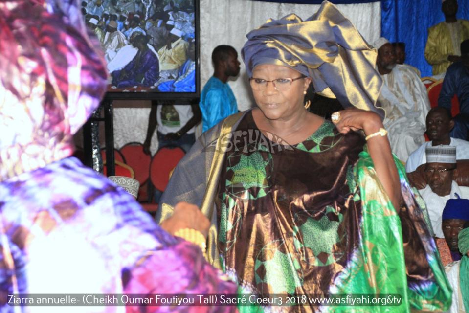 Cérémonie Officielle Ziarra annuelle Cheikh Oumar Foutiyou Tall