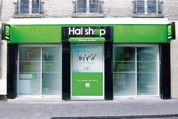 les nouveaux magasins de références Halal que l'on retrouve maintenant partout en Europe