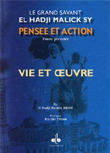 Penséé et Action Seydi El Hadj Malick Sy du Pr Rawane Mbaye
