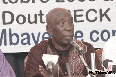 [Regard sur] : El Hadj Malick Sy et ses Mouqaddams : El Hadji Amadou Mbaye Maodo (1889-1968)
