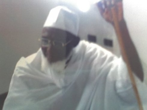 [VIDÉO ]: L'humble Moukhadam de la Tidjania Cheikh Ahmad Barro et Thierno Mouhamadou Mansour Barro Grand Ambassadeur de l'Islam