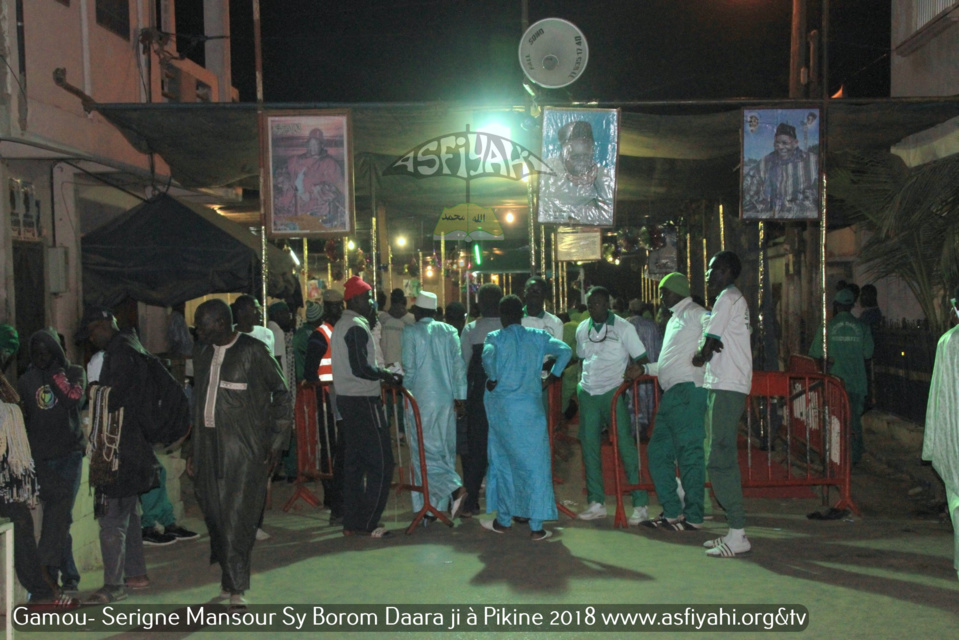 PHOTOS - PIKINE -Les Images du Gamou Pikine 2018 de Serigne Mansour Sy Borom Daara ji (rta)