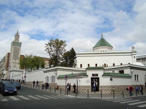 La Grande Mosquée de Paris Actuellement