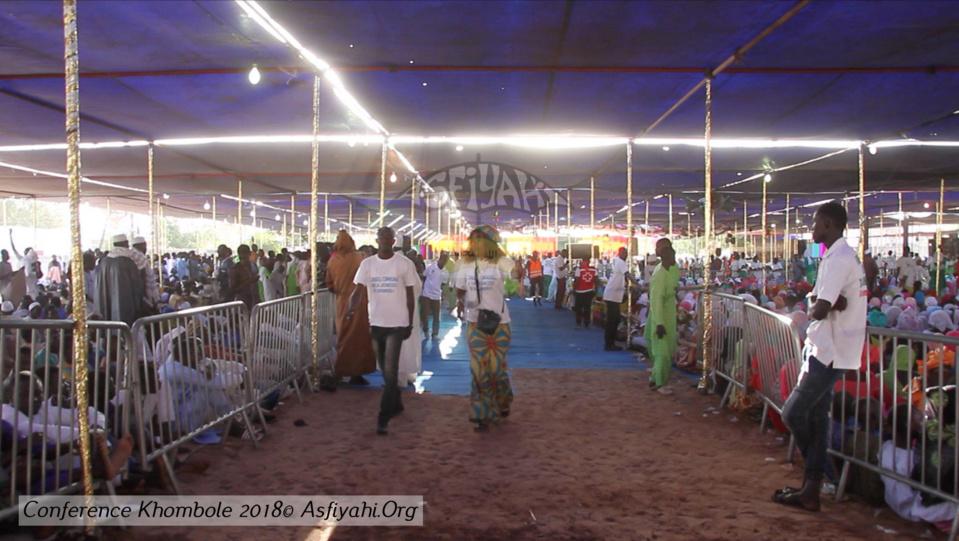 PHOTOS - KHOMBOLE 2018 - Les Images de la Ziarra Borom Daara Ji et Conference des Dahiras Takhi Wa Tahawouni presidée par Serigne Babacar SY Mansour, Khalif General des Tidianes