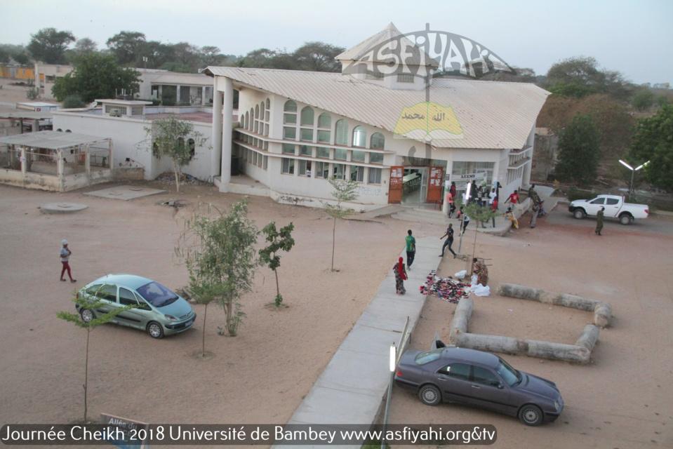 PHOTOS - BAMBEY - Les Images de la Journée Cheikh de l'université Alioune Diop de Bambey