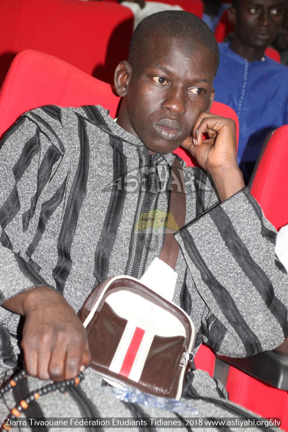 PHOTOS - TIVAOUANE - Les Images de la Ziarra à Tivaouane de la Fédération des Etudiants Tidianes du Sénégal