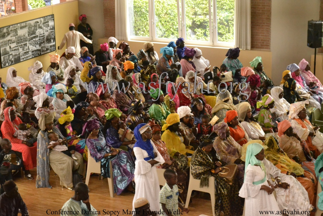 PHOTOS - ITALIE - PALAZZOLO SULL'OGLIO : Les Images de la Conférence Sopey Mame Fawade Wéllé