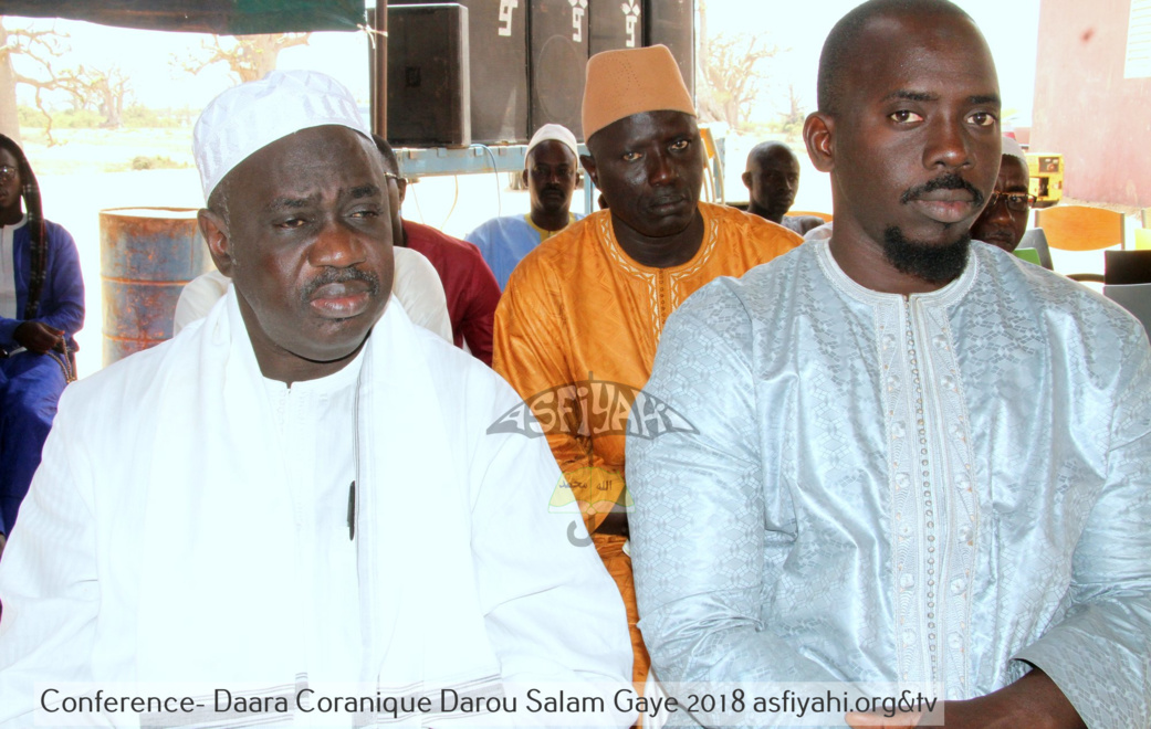PHOTOS - BAMBILOR - Les Images de la Conference 2018 de l'Institut Islamique Darou Salam Gaye