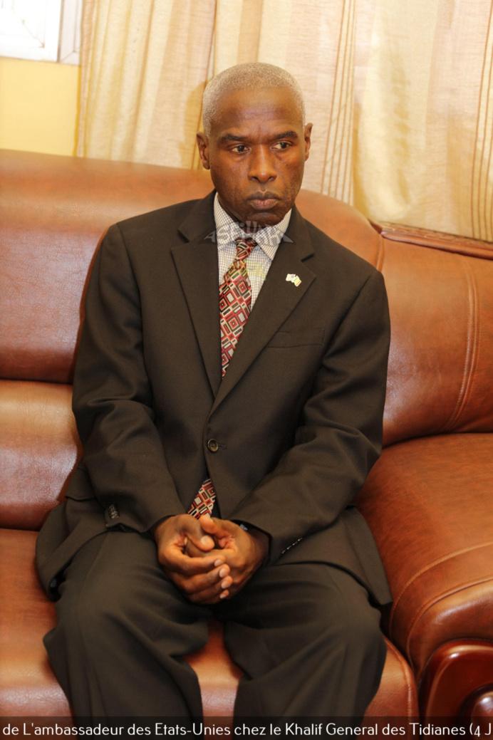 VIDEO - REPORTAGE - L'exception Sénégalaise, dialogue entre les religions et confréries, lutte contre le Terrorisme: L'ambassadeur des USA et Serigne Mbaye Sy Mansour délivrent un message de Paix Universel
