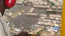 Inondations : Serigne Mansour Sy Djamil donne l'exemple