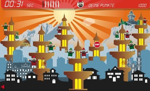 Sur le Vif : Un jeu anti-minarets en Autriche pour préparer les élections