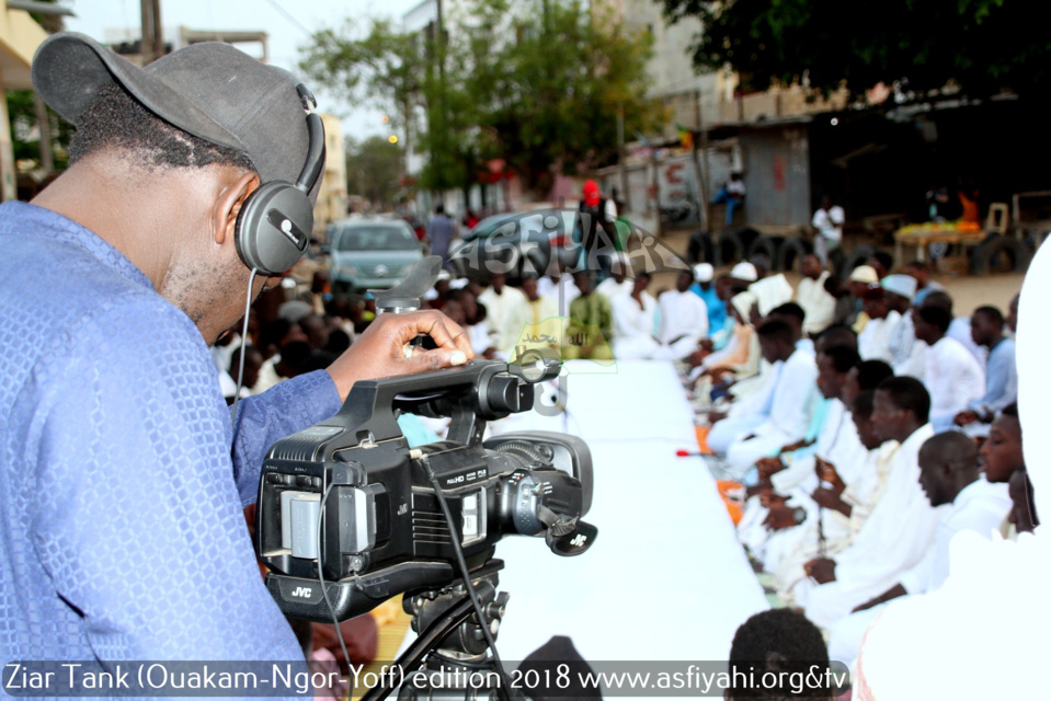 """PHOTOS - Les Images de la Hadratoul Djumah en prelude à la Ziarra """"Tank"""" Ngor , Ouakam , Yoff , édition 2018"""