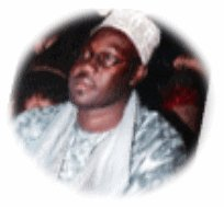 Serigne Moustapha SY Abdou Responsable Moral du Dahiratoul Moukhtafina Bi Assaril Aba'i Wal Ajdad