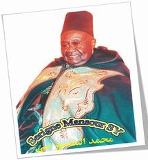 Serigne Mansour Sy , Actuel Khalif General des Tidianes
