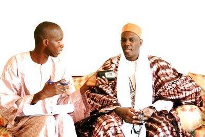 Cheikh Moustapha Sonta, khalife général des tidjanes de Côte d'Ivoire - « le Sénégal est la capitale de la Tidjaniya en Afrique de l'Ouest »