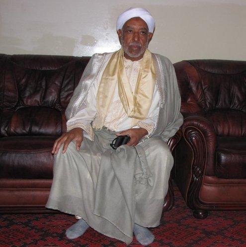 le nouveau khalife mondial de la Tidjaniya, Sidi Ali Tidjani Bel Arabi