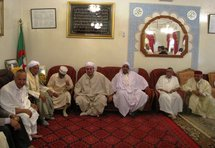 Les différentes délégations reçues ar le Khalife