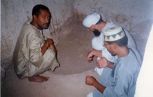 Chambre de Naissance de Cheikh Ahmed Tidjani à Ain Madhi en Algérie en 115O/H ( 1737)