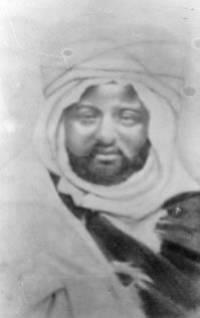 Sidi Ahmad Ammar Tidjani, petit fils de cheikh Ahmad Tidjani Chérif