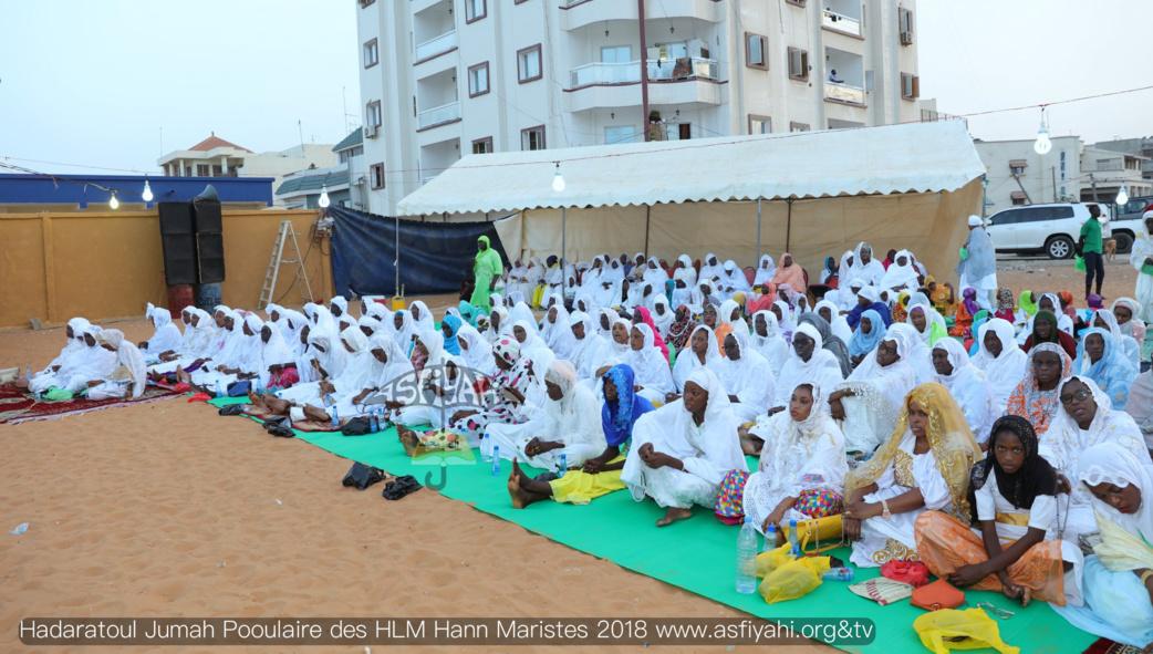 PHOTOS - Les Images de la Hadaratoul Jumah Populaire Abnâ'U Hadrati Tidjaniyati des HLM Hann Maristes