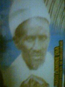El Hadj Lamine Dia preier Khalife d'El Hadj Daouda Dia