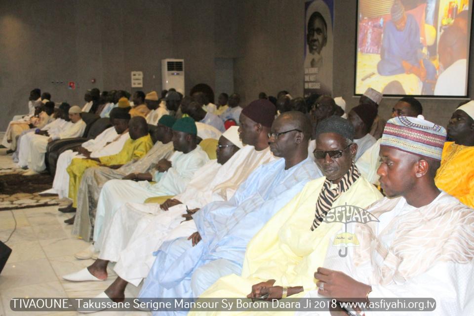 PHOTOS - TIVAOUANE 2018 - Les Images du Takussan Borom Daara Ji organisé par Pape Malick Diop et présidé par Serigne Mame Malick Sy Mansour