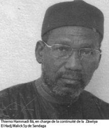 Parution : Thierno Hammadi Bâ , Imam à la Zawiya El Hadj Malick Sy de Dakar sort un livre d'initiation à la Tidjaniya