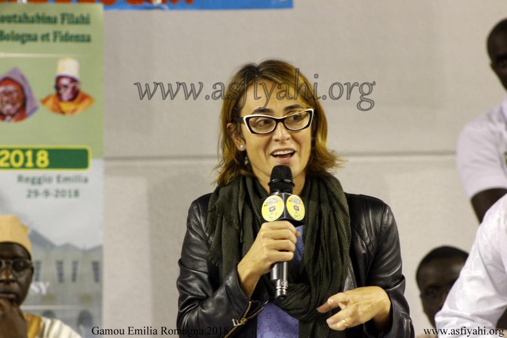 PHOTO - ITALIE - EMILIA ROMAGNA : GAMOU FÉDÉRATION DES DAHIRAS TIDIANES D'EMILIA ROMAGNA PRÉSIDÉ PAR SERIGNE HABIB SY MANSOUR