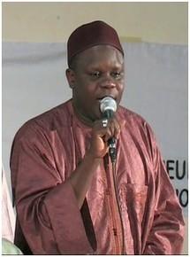 Doudou Keinda Mbaye : Au nom du Père