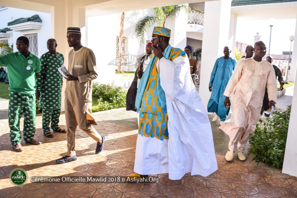 PHOTOS - GAMOU 2018 - Les Images de la Ceremonie Officielle du Gamou de Tivaouane 2018